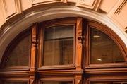 Шикарные окна и двери из древесины со стеклопакетом